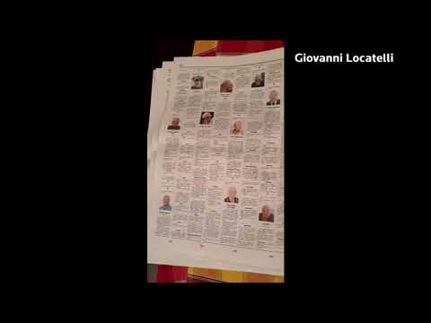 Italian Newspaper's Obituary Column Grows As Coronavirus Death Toll Rises
