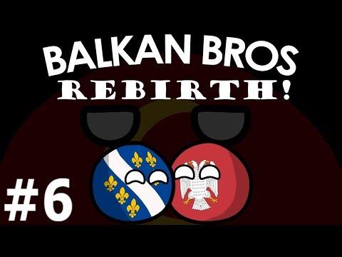 EU4 - A Lovely Walk Into Turkey - Balkan Bros: Rebirth - Episode 6