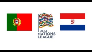 Португалия Хорватия обзор матча Лига Наций футбол 05 09 2020 прямая трансляция матч футбол игрушки