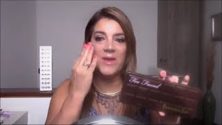 TOO FACED PALETA CHOCOLATE BAR MAQUILLAJE