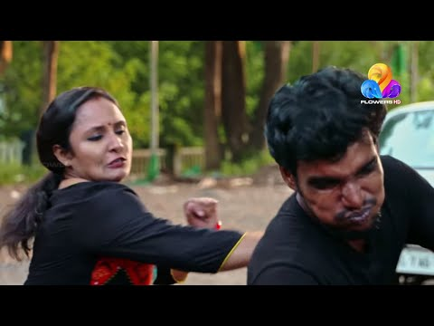 Flowers TV Uppum Mulakum Episode 684