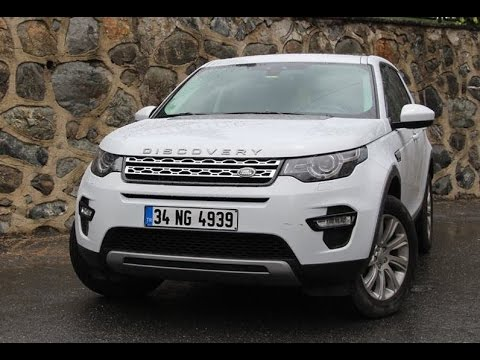 Test - Land Rover Discovery Sport TD4