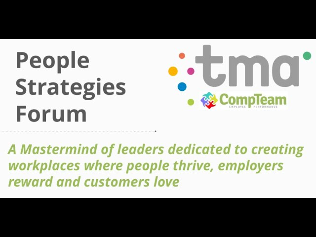 People Strategy Forum
