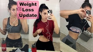 I LOST WEIGHT!!!! | Weight Loss Journey Update