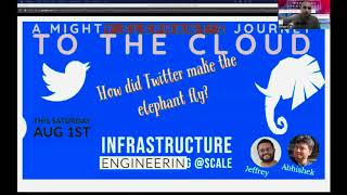 A Mighty elephant's journey to the cloud - How Twitter made the elephant fly?