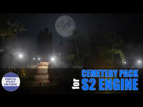 Cemetery Pack Video   S2 Engine HD  