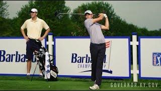 Barbasol Championship Tyler Chip McDaniel And Cooper Musselman