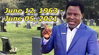 T.B. Joshua Dies At 57