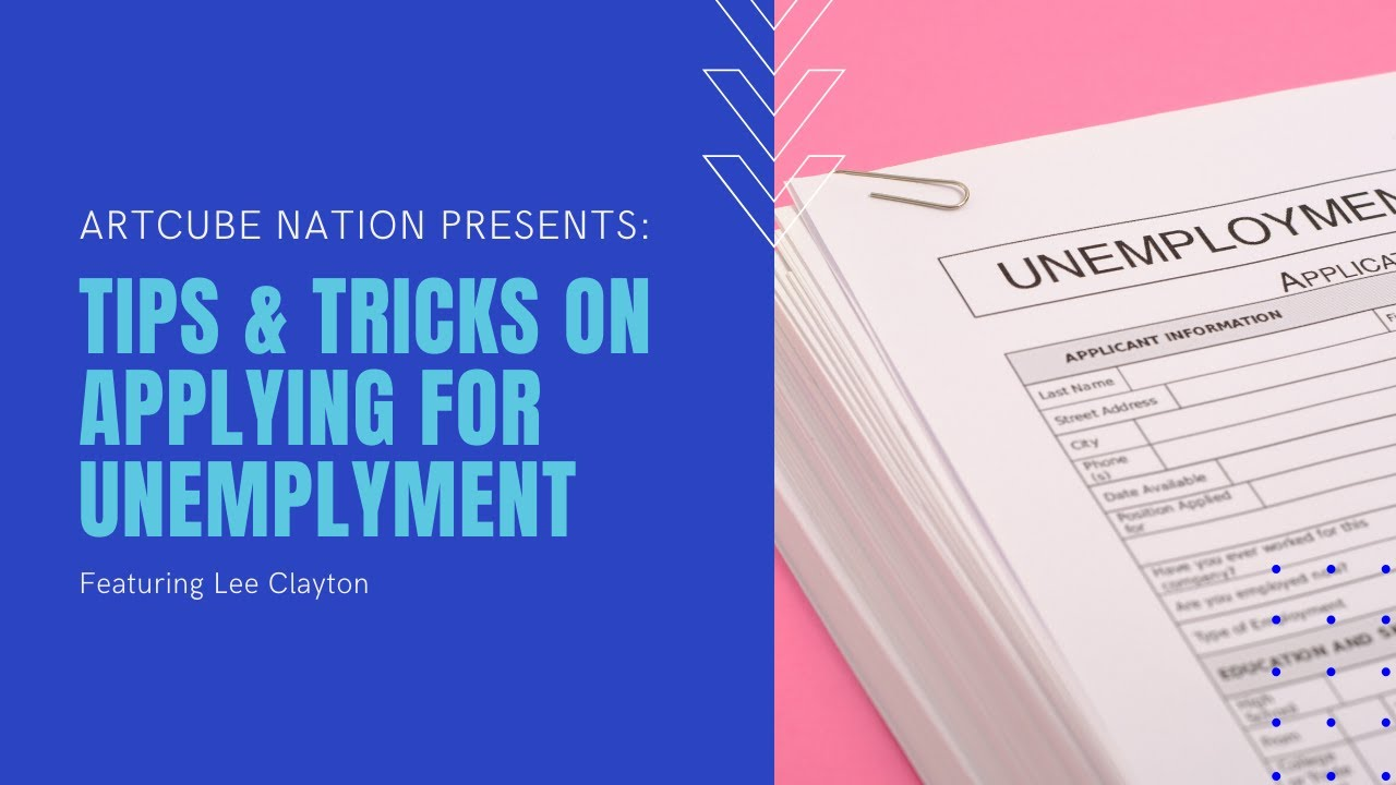 Tips & Tricks on Applying for Unemployment