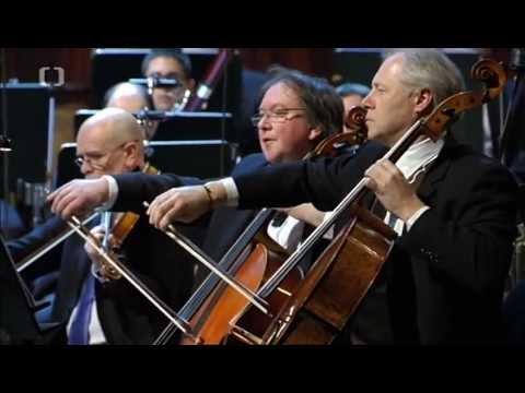 Joseph Calleja, Tenor,  and Frédéric Chaslin, conductor. Concert in Prag,  January 2013