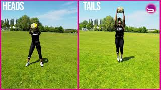 Jodie Gibson - Heads or Tails Workout