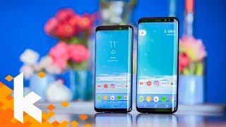 Beste Kamera? Samsung Galaxy S9 & S9+ Review