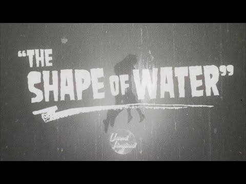 The Shape Of Water (50's Retro Trailer)