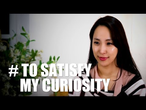 [People in Earth - Eunju, Oh]Curiosity leads her to ceramic world!