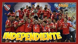 Flamengo 1 x 1 Independiente - NARRAÇÃO ARGENTINA da final da Copa Sul-Americana