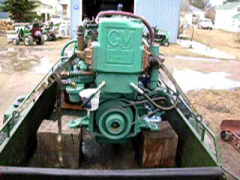 671 detroit Diesel Marine engine Manual