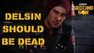 A Crumbling Foundation | inFAMOUS: Second Son (Part 1)