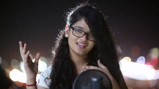 Aadat | Female Cover By Vridhi Saini Ft. Kushal Chheda | Ninja