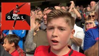 Manchester United v Leicester City | Match Day Vlog | Premier League | 14.09.2019