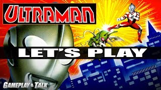 Video Let's Play Ultraman: Towards the Future for the Super Nintendo (normal difficulty mode) download MP3, 3GP, MP4, WEBM, AVI, FLV November 2018