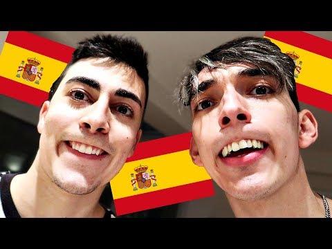 VOLVÍ A ESPAÑITA!!!