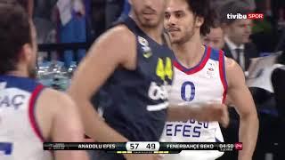 #BSL #Final 7. Maç: Anadolu Efes - Fenerbahçe Beko