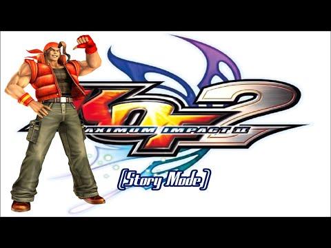 KOF: Maximum Impact 2 - Ralf Jones (Story Mode)