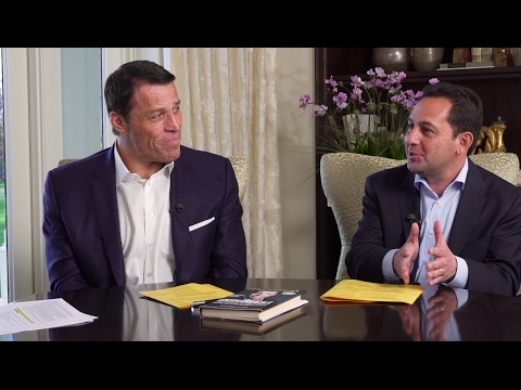 The greatest danger is being OUT of the stock market    Tony Robbins UNSHAKEABLE  [Video 3 of 14] Mp3