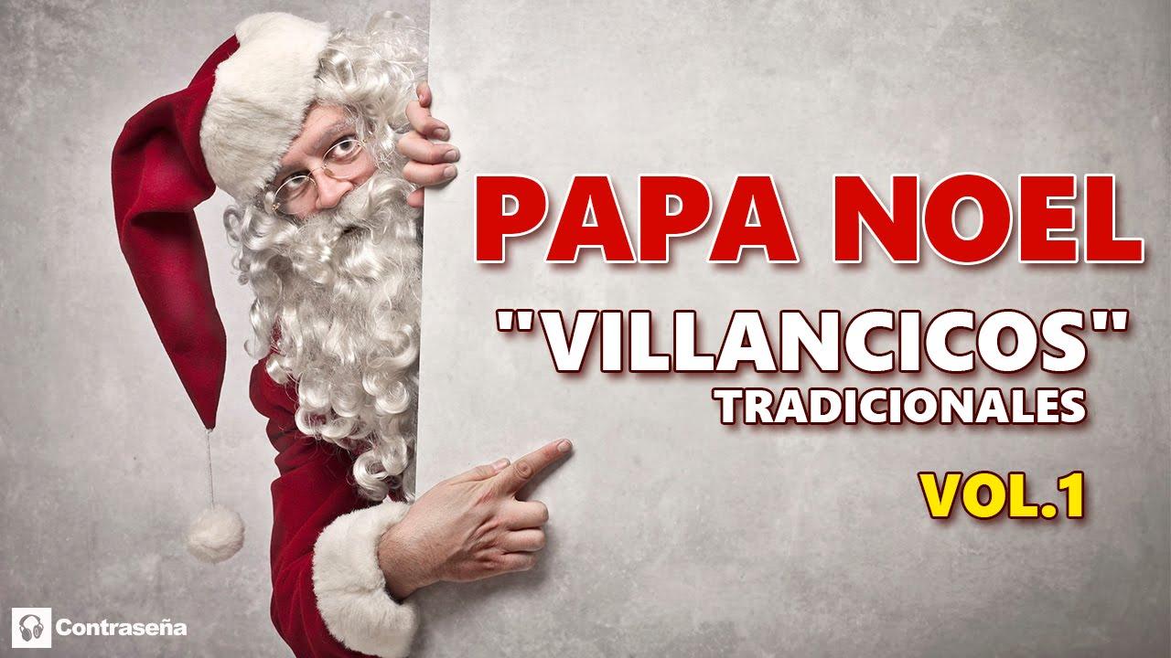 Escuchar Cancion Feliz Navidad.Villancico Navidad Tradicionales Musica De Navidad Papa Noel Villancicos Mix Santa Claus Navidenos