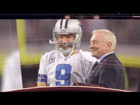 Tony Romo could be your team's next quarterback