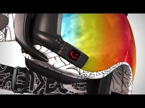 oakley snow glasses fr1q  Oakley Airwave / Apple