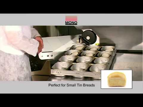 How To Make Bread Effortlessly - With MONO Equipment's Fusion Bread Plant