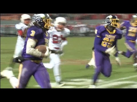 Tarboro wins state title with 50-10 victory over East Surry