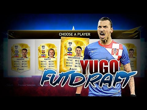 OMG 99 MESSI YUGOSLAVIA FUT DRAFT CHALLENGE! FIFA 16 ULTIMATE TEAM