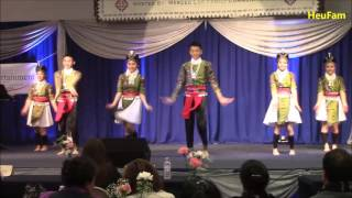 Merced New Year 2015-2016: Dance Competition - Round 1 - Tub Ntxhais Yees Siv