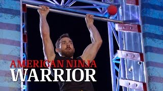 Ryan Stratis at the 2014 Miami Finals | American Ninja Warrior