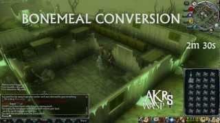 Free Wyvern Bonemeal Conversion w/ Robin - Elite Morytania Task Reward - Runescape AKwaspRS