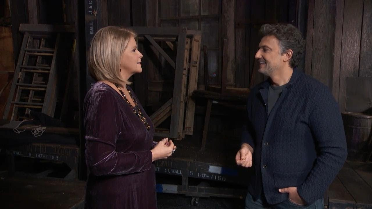 Jonas Kaufmann on La Fanciulla del West