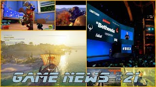 Game News #21 (हिंदी में) Ubisoft Division 2, AC Odyssey Gameplay Leaked, Fallout 76, etc.