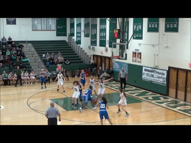Section2Basketball.com 2016-17 Girls' Varsity Player of the Year