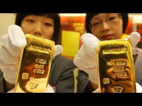 A Run On Gold In Mainland China & Hong Kong?