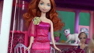 Барби 2016, Барби Жизнь в доме мечты Сериал с куклами Платья Барби для Мериды какое выбрать