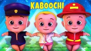 Kaboochi Tanzlied | Kinder tanzen Video | Tanz-Herausforderung | Kaboochi Song | Kids Tv Deutschland