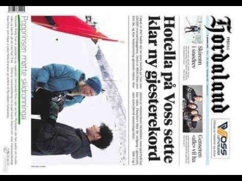 [10/1/2017] Vương Nguyên trên bản tin truyền hình Na-Uy (Norway)