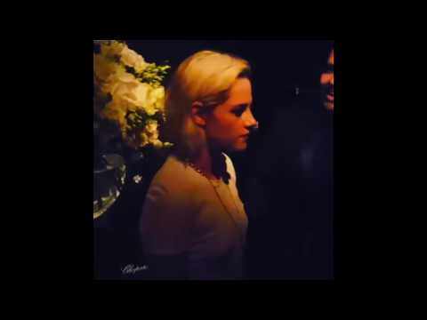 Kristen Stewart Cafe Society after party