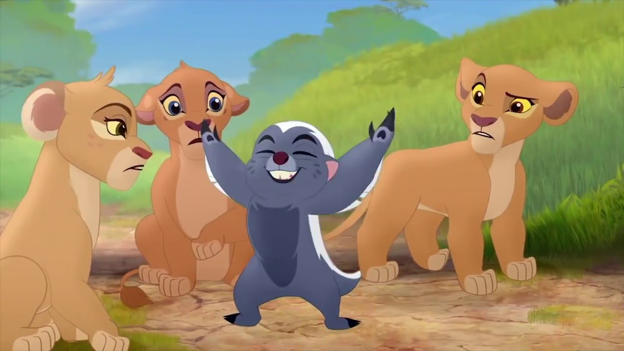 The Lion Guard Return Of The Roar Lion King References Youtube