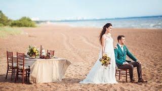 видео Свадьба на заливе