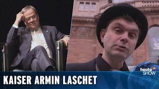 Armin Laschet – ein direkter Nachfahre von Karl dem Großen?