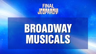 Dear Evan Hansen | JEOPARDY!
