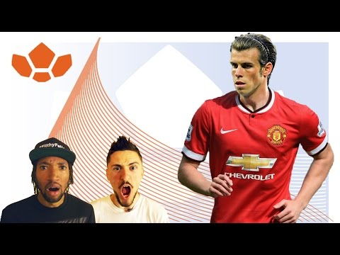 Frustrated Bale To Reinvent Himself at Man United   Comments Below